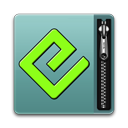 ePubZipper Icon